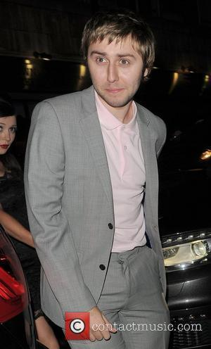 James Buckley at the afterparty for 'The Inbetweeners Movie'. London, England - 16.08.11