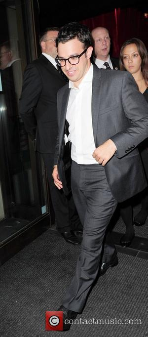 Simon Bird at the afterparty for 'The Inbetweeners Movie'.  London, England - 16.08.11