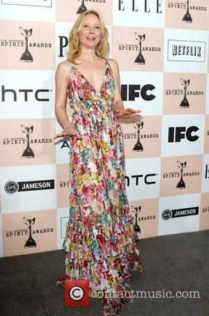 Anne Heche The 2011 Film Independent Spirit awards held at Santa Monica Beach - Arrivals  Los Angeles, California -...