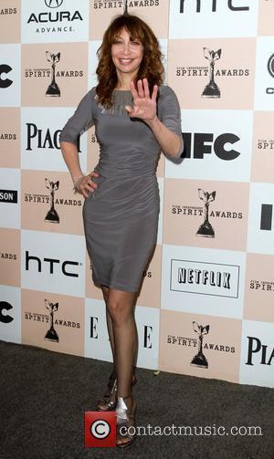 Illeana Douglas The 2011 Film Independent Spirit awards held at Santa Monica Beach - Arrivals  Los Angeles, California -...