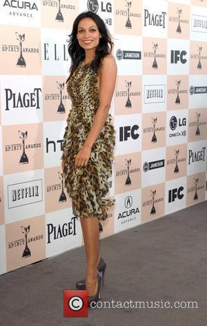 Rosario Dawson, Natalie Portman, Independent Spirit Awards and Spirit Awards