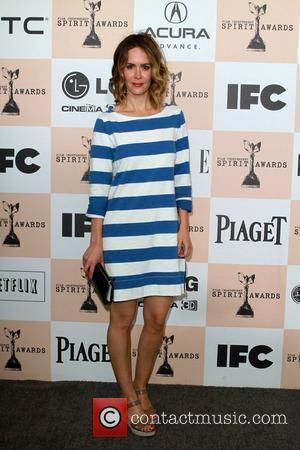 Sarah Paulson The 2011 Film Independent Spirit awards held at Santa Monica Beach - Arrivals  Los Angeles, California -...