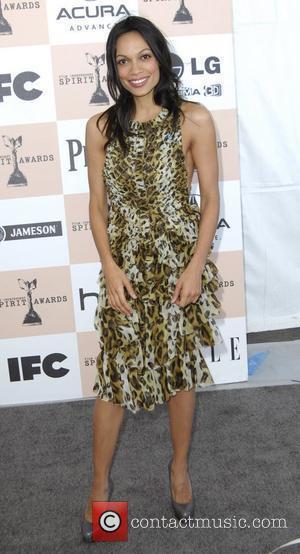 Rosario Dawson, Liev Schreiber, Independent Spirit Awards and Spirit Awards