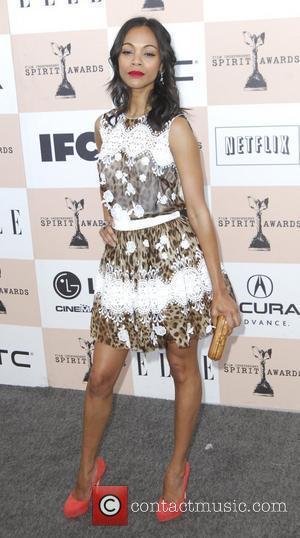 Zoe Saldana, Independent Spirit Awards and Spirit Awards