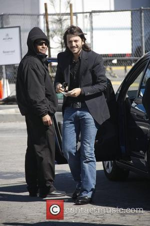 Diego Luna The 2011 Film Independent Spirit awards held at Santa Monica Beach - Outside Arrivals  Los Angeles, California...