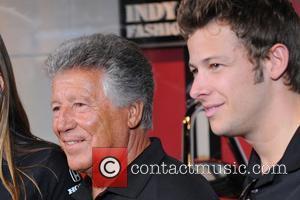 Mario Andretti And Marco Andretti