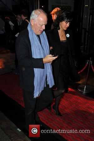 David Gilmour and guest The 1000 - London's Most Influential People held at the London Transport Museum. London, England -...