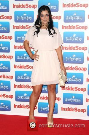 Shona McGarty The 2011 Inside Soap Awards sponsored by jackpotjoy.com - Arrivals London, England - 26.09.11