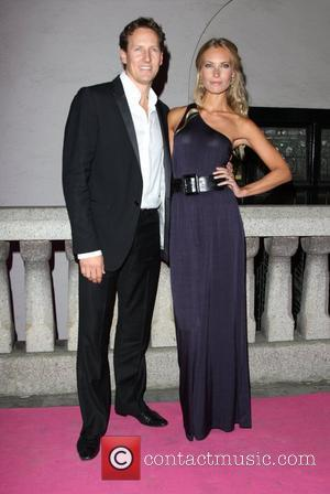Brendan Cole and wife Zoe Hobbs The Inspiration Awards For Women 2011 held at Cadogan Hall London, England - 07.10.11
