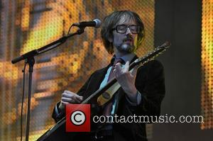 Jarvis Cocker of Pulp  Isle of Wight Festival at Seaclose Park Newport - Day Two  Newport, Isle of...