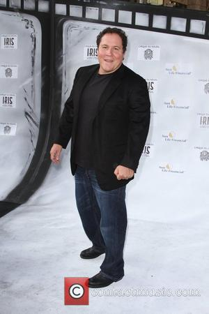 Jon Favreau Premiere of Iris - A Journey Into The World Of Cinema by Cirque du Soleil, held at the...