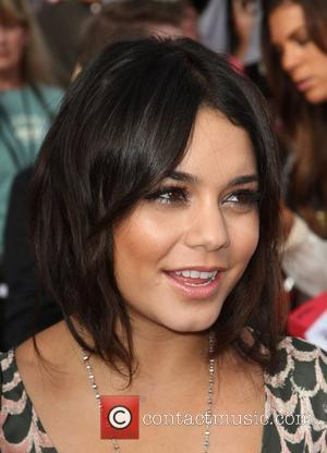 Vanessa Hudgens and Kodak Theatre