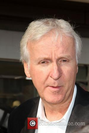 James Cameron Premiere of Iris - A Journey Into The World Of Cinema by Cirque du Soleil, held at the...