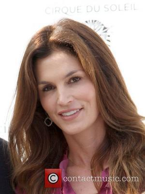 Cindy Crawford and Kodak Theatre