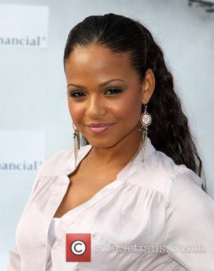 Christina Milian Premiere of Iris - A Journey Into The World Of Cinema by Cirque du Soleil, held at the...