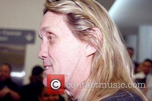 Iron Maiden Drummer Nicko McBrain,  arrive at Puerto Rico Luis M Marin Airport San Juan, Puerto Rico - 13.04.11