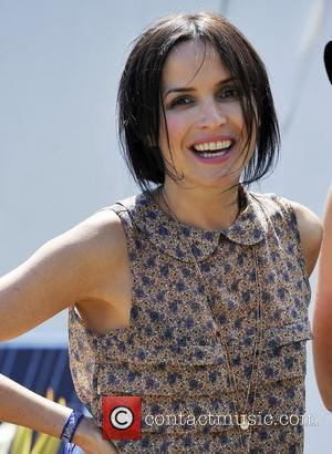 Andrea Corr Isle of Wight Festival at Seaclose Park Newport - Day Two Newport, Isle of Wight - 11.06.11
