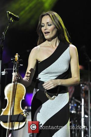 Sharon Corr The Isle of Wight Festival at Seaclose Park - Performances - Day 1  Newport, Isle of Wight...