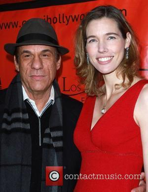 Robert Davi and Guest 6th Annual Los Angeles Italia - Film, Fashion and Art Fest - Opening Night held at...
