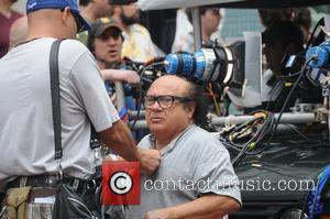 Danny DeVito 'It's Always Sunny in Philadelphia' film set on Jewelers Row in Philadelphia Philadelphia, USA - 23.06.11