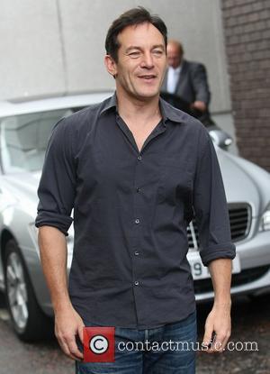 Jason Isaacs at the ITV studios London, England - 07.07.11