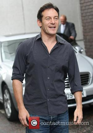 Jason Isaacs at the ITV studios London, England - 07.07.11
