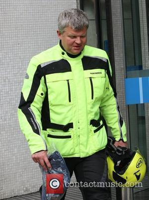 Adrian Chiles at the ITV studios London, England - 08.06.11