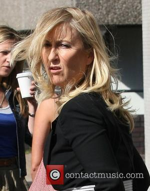 Fiona Phillips  at the ITV studios London, England - 15.08.11
