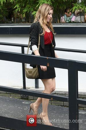 Hayley Westenra outside the ITV studios London, England - 20.09.11