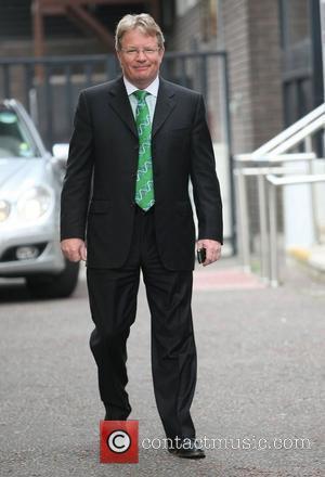 Jim Davidson at the ITV studios London, England - 28.06.11