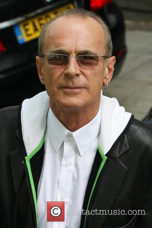Francis Rossi of Status Quo outside the ITV studios London, England - 01.06.11