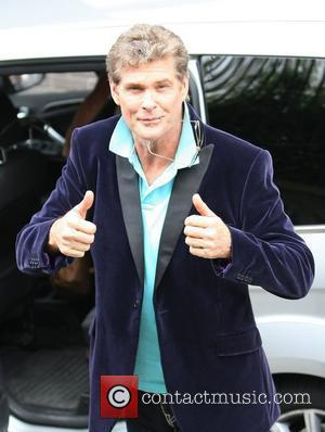 David Hasselhoff Struggles With New Love's Accent