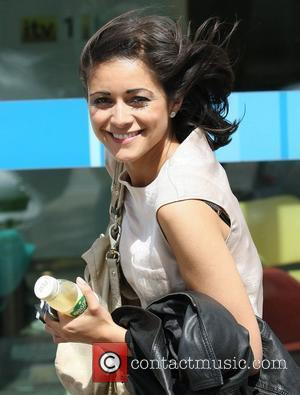 Lucy Verasamy at the ITV studios London, England - 24.05.11