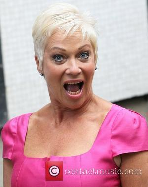 Denise Welch at the ITV studios London, England - 27.07.11
