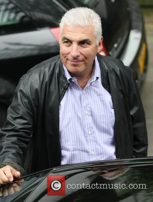 Mitch Winehouse at the ITV studios London, England - 11.10.11