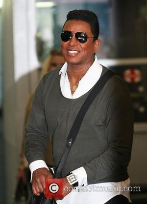 Jermaine Jackson at the ITV studios London, England - 13.09.11