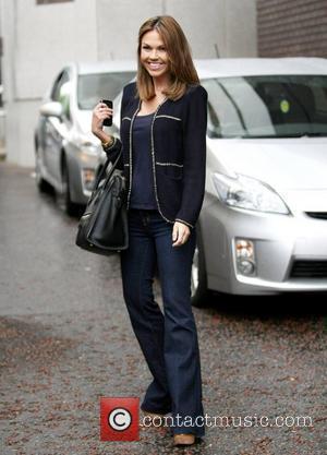 Adele Silva at the ITV studios London, England - 24.08.11