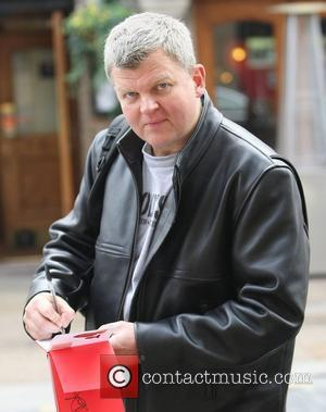 Adrian Chiles at the ITV studios London, England - 10.11.11