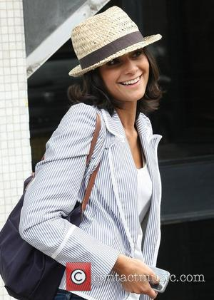 Lucy Verasamy at the ITV studios London, England - 10.06.11