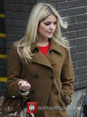 Holly Willoughby Hosting X Factor Rival 'The Voice'