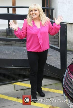Linda Nolan at the ITV studios London, England - 28.10.11