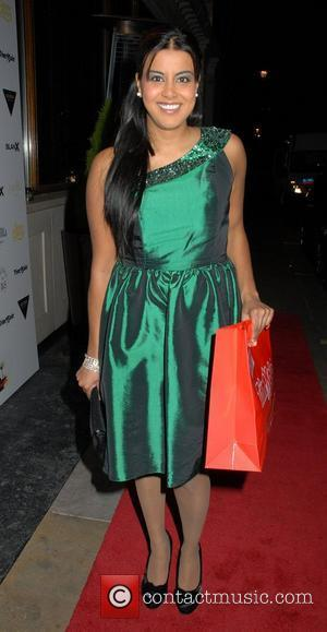 Pooja Shah ITV At The Movies Oscars Party held at the Sanctum Soho Hotel - Outside Arrivals London, England -...
