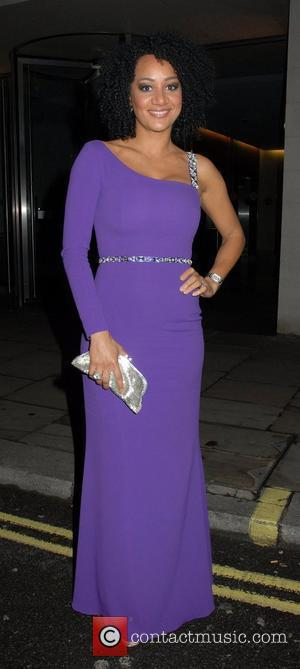 Tupele Dorgu  ITV At The Movies Oscars Party held at the Sanctum Soho Hotel - Outside Arrivals London, England...