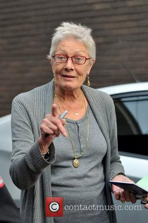 Vanessa Redgrave at the ITV studios London, England - 02.09.11
