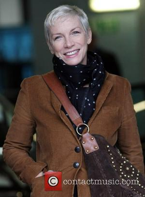 Annie Lennox Gets Married For The Third Time