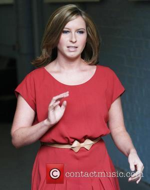 Brooke Kinsella at the ITV studios London, England - 14.06.11
