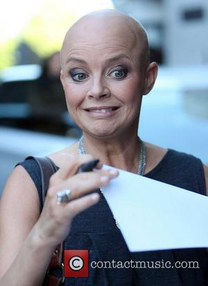 Gail Porter at the ITV studios London, England - 15.08.11