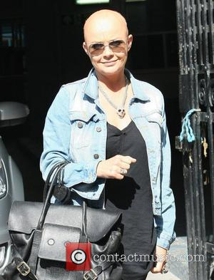 Gail Porter at the ITV studios London, England - 15.09.11
