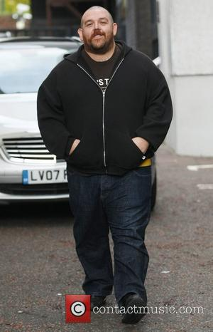 Nick Frost and Itv Studios