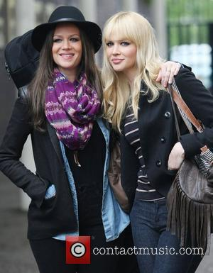 Catherine Pierce and The Pierces